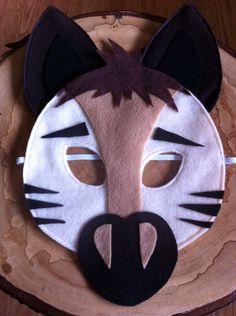 okapi felt mask...Felt mask...horse felt mask...child mask.... dress up... costume... horse lover by toadstoolmasks on Etsy https://www.etsy.com/listing/205817530/okapi-felt-maskfelt-maskhorse-felt