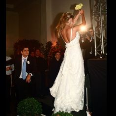 Linda Renata Dellagrave! Wedding Dress Atelier Carla Gaspar.