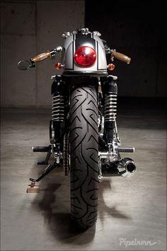 "Honda 1971 CB450 ""BonitaApplebum"" - Pipeburn - Purveyors of Classic Motorcycles, Cafe Racers & Custom motorbikes"