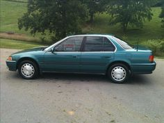 1989 honda accord lxi dad gave this to me after graduating high school this was an amazing car. Black Bedroom Furniture Sets. Home Design Ideas