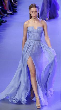 Alta Costura: Elie Saab - Primavera-Verão 2014 - Vogue Portugal