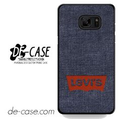 Levi's Jean DEAL-6448 Samsung Phonecase Cover For Samsung Galaxy Note 7