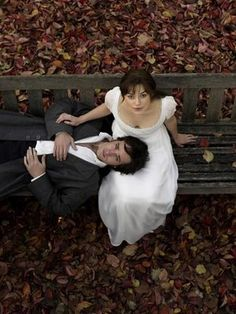 Keira and Matthew in Pride and Prejudice. I totally want to duplicate this at my wedding :)