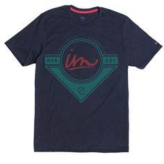 Unit T-Shirt // Navy