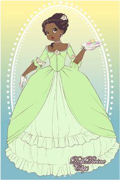 Marie Antoinette-Tiana