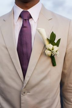 The boys'/mens' look for our wedding! They gonna look soooo fancy in they khaki and purple..