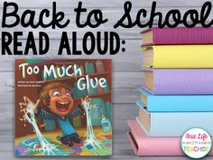 Back to School: Read Alouds by The Primary Peach