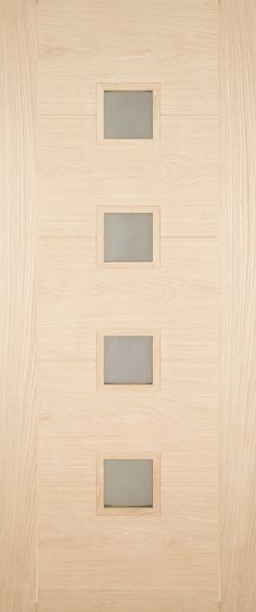 The Exio has four satin double glazed units set into a horizontal grain 4 panel boarding effect. External Oak Doors, Door Design, How To Introduce Yourself, Filing Cabinet, Satin, Contemporary, Home Decor, Decoration Home, Room Decor