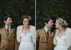 San Francisco Garden Party Wedding