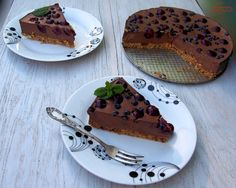 czekoladowo kokosowe ciasto bez pieczenia