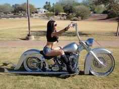 1999 Harley Davidson Custom Heritage Gangsta for sale on 2040-motos