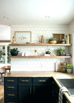 Image result for square tile backsplash