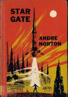 Richard Powers Fantasy Book Covers, Book Cover Art, Fantasy Books, Book Art, Bookstores, Libraries, Andre Norton, Hard Science Fiction, Classic Sci Fi Books