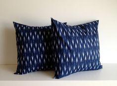 As seen on GQ Magazine Decorative Throw Pillow by PillowsByElissa