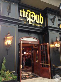 The Pub in Nashville is officially open in the Gulch! #nashville #nashvilletn @Matt Valk Chuah Pub Get a look inside at http://nashvilleguru.com/13347/a-look-inside-the-pub