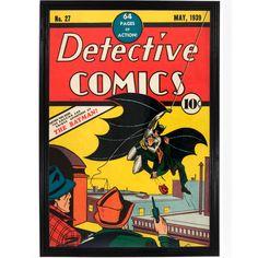 Batman Detective Comics Number 27 Comic Cover