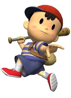 What Nintendo Character Are You?      You got: Ness     You're a child at heart, always up for an adventure with friends. Pizza party? Yes please! You're curious about the world around you and you're restless to learn everything you can.