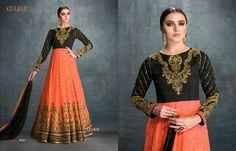 Indian Bollywood Ethnic Designer Anarkali Salwar Kameez Suit & Traditional GUL07