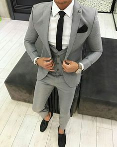 mens suits at burtons Grey Suit Prom, Prom Suits For Men, Best Suits For Men, Grey Suit Men, Grey Suits, Mens Fashion Suits, Mens Suits, Prom Suit Outfits, Gray Groomsmen Suits