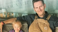9/5/16...'God doesn't make mistakes': Rory Feek pens sweet tribute to daughter Indiana, 2