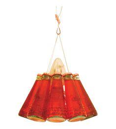 Ingo Maurer Campari Hanging Light