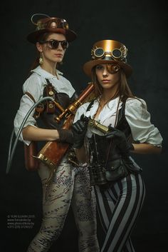 35PHOTO - Илюхин Юрий - Steampunk