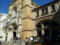 Café Santa Cruz, Coimbra by Portugal Confidential