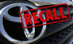 Toyota RAV4 and Lexus Recall
