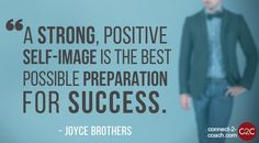 Success comes easily to those who are prepared. Cultivating confidence and optimism in yourself is the key!