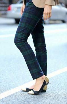 Blackwatch pants