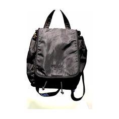 976a2f8695c00 メルカリ商品: プラダ ロゴ刺繍 リュックサック ナイロン ブラック 黒 本物 #メルカリ#プラダ#PRADA#リュックサック