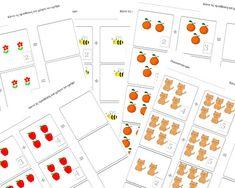 Πρόσθεση με εικόνες και αριθμούς Playing Cards, Blog, Playing Card Games, Blogging, Game Cards, Playing Card