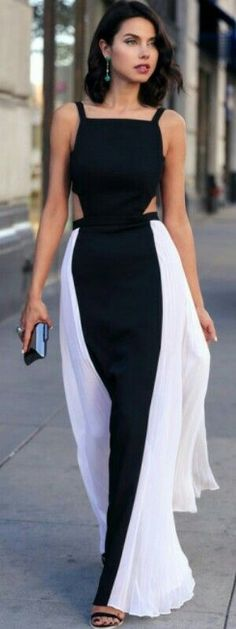 Black  White look / VivaLuxury