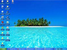 Computación Para Todos (Primaria): 1er Grado Desktop Screenshot, Weather, Degree Of A Polynomial, Weather Crafts