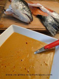 Soupe de poissons économique