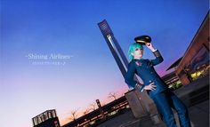 Hot Sale UTA NO PRINCE SAMA Shining Airlines Cosplay Costumes for ...