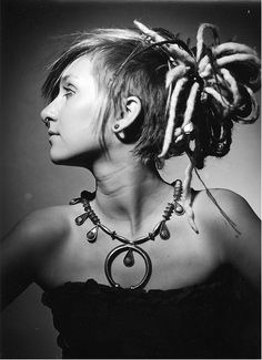 Love her hair too.