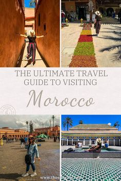 Ultimate Morocco Travel guide, explore this unique and amazing African country with this travel guide that will help you get travel ideas and create your own itinerary when traveling to Morocco! Cities such as Casablanca, Fes, Marrakech, and other natural places in Morocco are just waiting to be explored!   Morocco Travel guide   Bucket list morocco   Travel ideas for Morocco #morocco #africa #bucket #travel #guide #ideas #fes #marrakech #casablanca #list #explore #nature