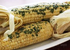 Wow!  This is THE easiest way to make corn on the cob.  I doubt I will ever make it another way!