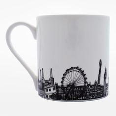 London Skyline Mug – Design Museum Shop