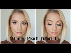 5 Tutorials for the Too Faced Sweet Peach Palette | You Put It On