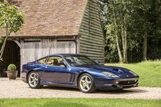 18,500 miles from new,2000 Ferrari 550 Maranello Coupé  Chassis no. ZFFZR49C000118956 Engine no. 56322