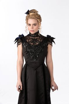 "Penny Dreadful S3 Billie Piper as ""Lily/Brona Croft"""