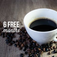 Win a 6 Month Bean Box coffee subscription!
