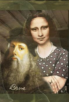 Brus Mona Lisa, Walls, Moana, Paper, Artwork, Movies, Movie Posters, Fictional Characters, Life