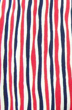 Halston stripe, 1980s