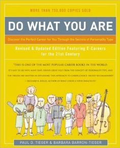 Vocational Psychology : Book ~ Do What You Are/ Matching Career w/ Personality