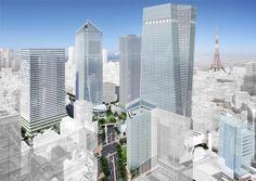 TOKYO 東京   Toranomon Hills Station Tower 虎ノ門ヒルズ ステーションタワー   265m   Pro - Page 2 - SkyscraperCity