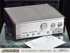 SANSUI AU- A 907KX Integrated Amplifier