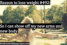 my reasons to lose weight
